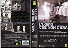 L' uomo che non c'era (2001) VHS
