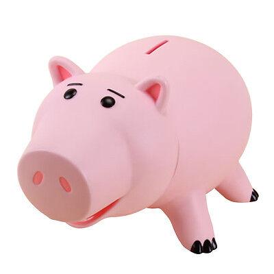 UK Kids Piggy Bank Toy Story Hamm 12cm Figure Coin Bank Money Box Toys Xmas Gift