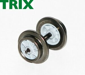 Trix-Express-H0-E36669300-Dc-cc-Roues-Rayons-Doubles-1-Piece-Neuf
