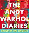 The Andy Warhol Diaries by Andy Warhol, Pat Hackett (Hardback, 2014)