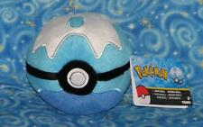 Dive Ball Poke Ball Pokemon Plush Stuffed Toy by Tomy USA Brand New with Tags
