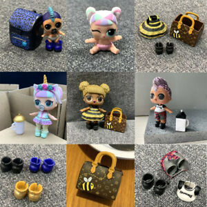 Color-changed-Lol-Surprise-Dolls-Lil-Unicorn-Punk-Boi-Boy-Queen-Bee-outfit-toy