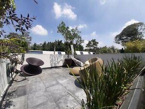 Departamento Totalmente Amueblado en Condesa Una Recamara y Roof Garden