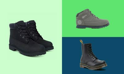 Best Selling Work Boots