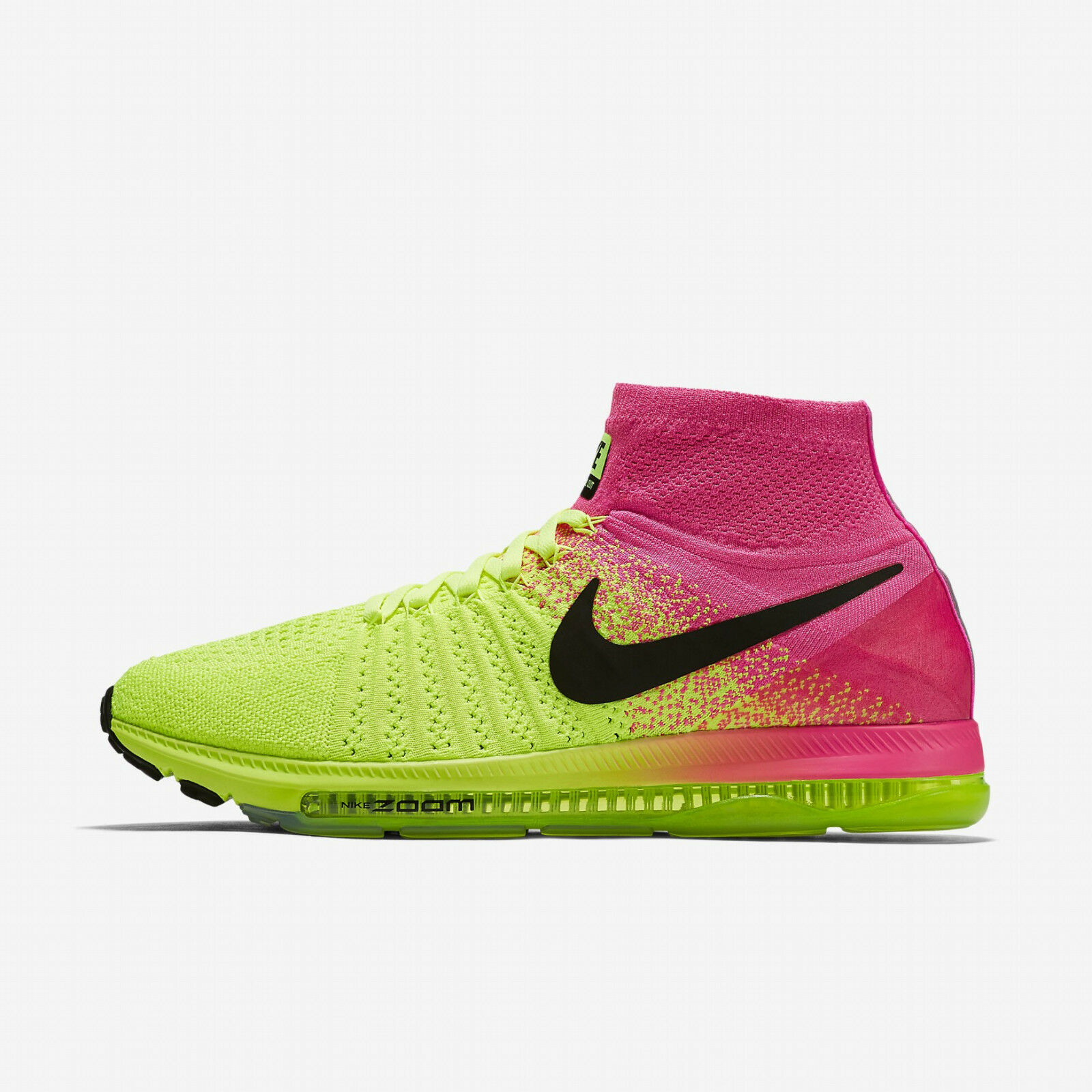 Nike   Herren Zoom All OC Out Flyknit OC All Trainers Air Cushioned Schuhes All Größes 7-11 ce9c7e