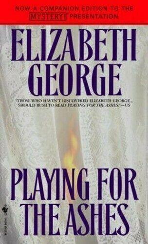 Playing Für The Ashes Taschenbuch Elizabeth A.George