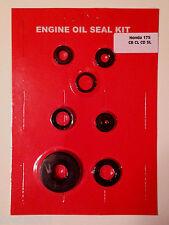 Honda CB175 Oil Seal Kit! CL175 CD175 SL175 1968 1969 1970 1971 1972 1973 New!