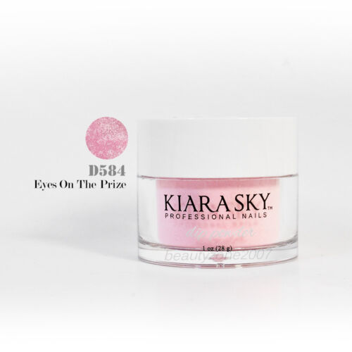 KIARA SKY Nail Color Dipping Powder D584 Eye On The Prize 1oz