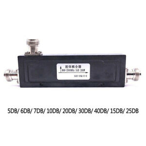 N-Type-Female-RF-Coaxial-Directional-Coupler-200W-800-2500MHz-50-Tool-Accessory