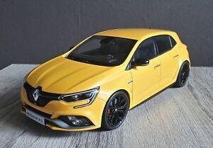 Renault Megane Rs 2017 >> Echelle 1 64 No 310901 Renault Megane Rs 2017 Sirius Yellow