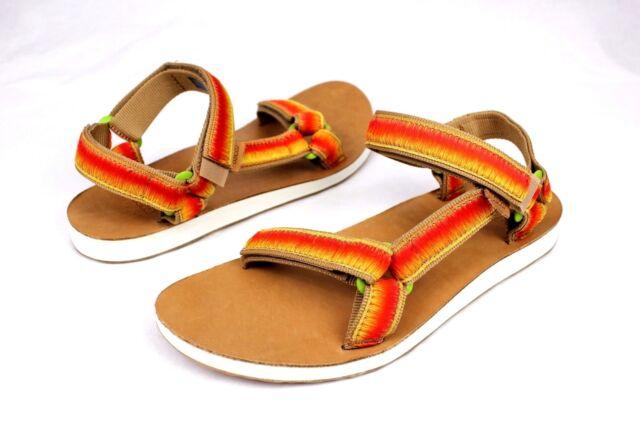 454e8b037aa5 Teva Universal Ombre Women US 8 Tan Sport Sandal Blemish 13791 for ...