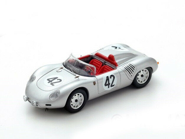 Spark Model 1:43 43SE60 Porsche RS60  42 Winner Sebring 1960 Hermann/Gendebien