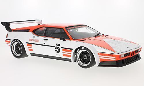 Bmw m1 Procar, no. 5, project four Racing, marlboro, Procar, 1 12, Minichamps