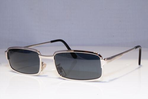 GIANNI VERSACE Mens Vintage 1990 Sunglasses Silver MOD G96 COL 26M NOS 19999