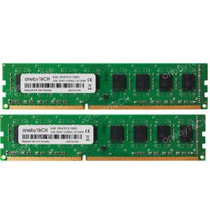 NEW 8GB 2x4GB Memory PC3-10600 DDR3-1333MHz HP Compaq Business Pro 4000