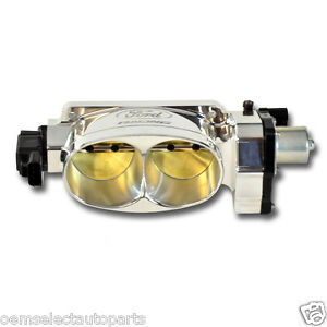 OEM-NEW-Ford-Racing-Cobra-Jet-65mm-Throttle-Body-Fits-2007-2012-Mustang-GT500