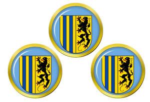 Chemnitz-Allemagne-Marqueurs-de-Balles-de-Golf