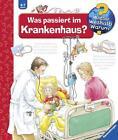 Was passiert im Krankenhaus? von Andrea Erne (2017, Ringbuch)