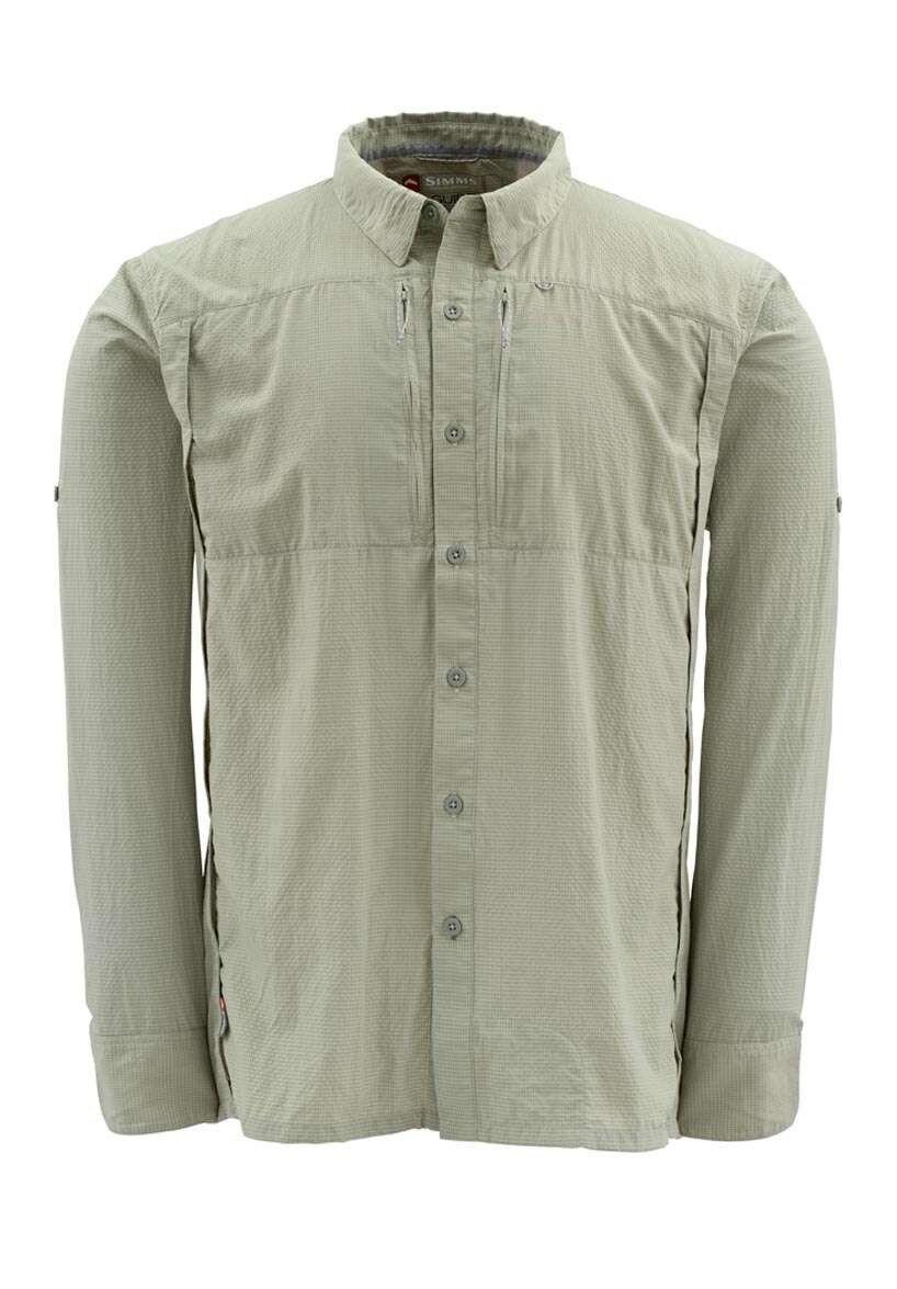 Simms GRAND SLAM Long Sleeve Shirt  Sagebrush NEW  Closeout Size XL