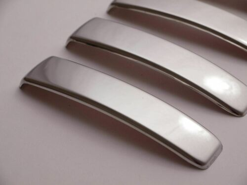 Chrome Stainless Steel Door Handle Covers 4pc Set for Vauxhall Combo 2012 on