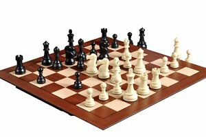 The-DGT-Smart-Chess-Board-without-Notation-with-Black-and-White-Plastic-Chess-Pi