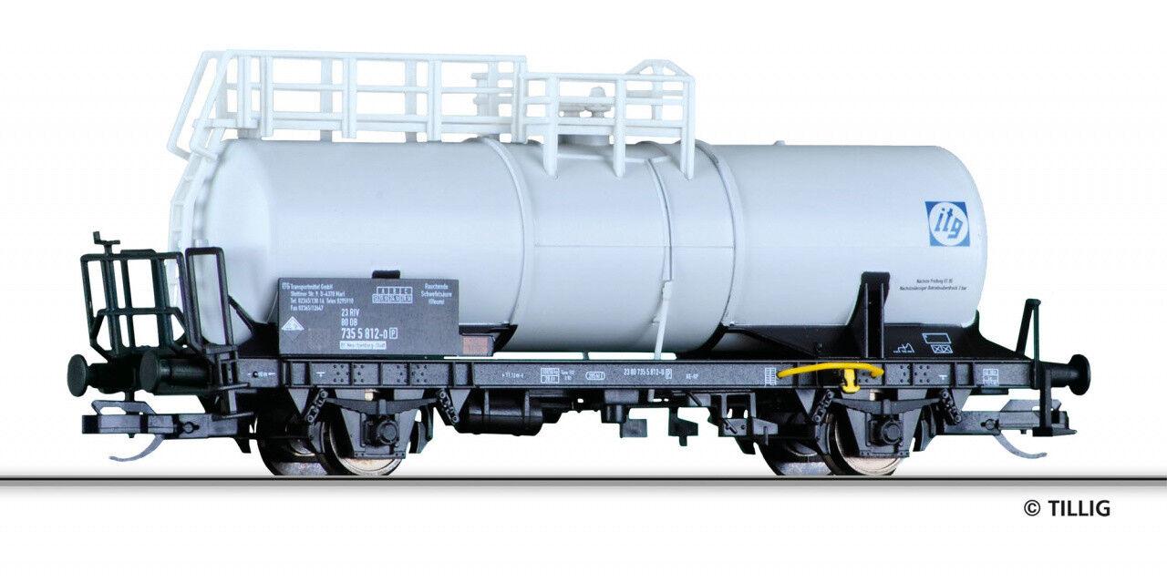 Tillig 14975, Chemiekesselwagen ITG, DB AG, Neu und OVP, TT