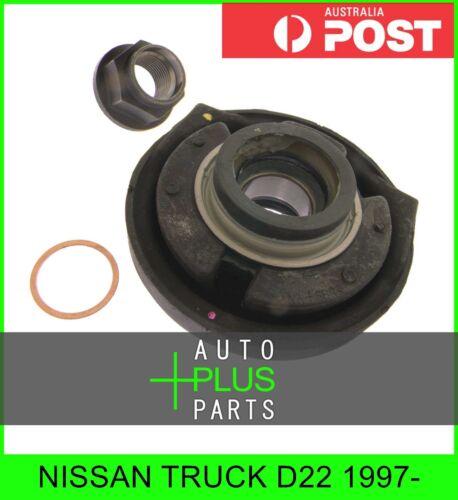 Fits NISSAN TRUCK D22 1997- Driveshaft Prop Shaft Center Bearing Support