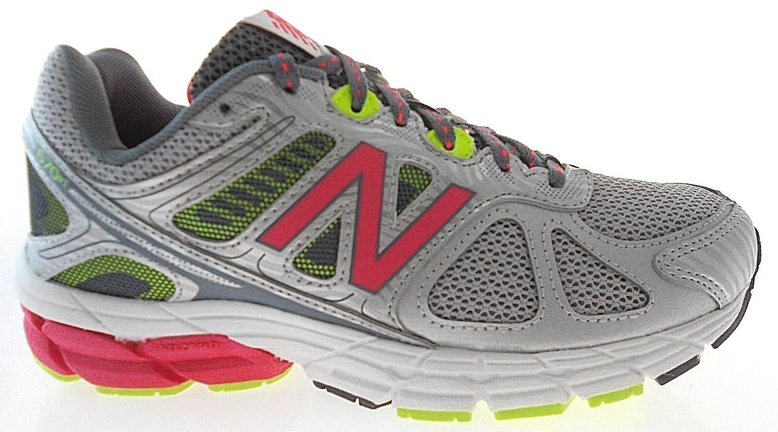 NEW BALANCE 670 WOMEN'S SILVER RUNNING Schuhe Schuhe RUNNING SZ 6, #W670SP1 bd8af9
