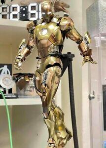 Hot Toys 1/6 scale Iron Man MK 21 Midas (diecast)