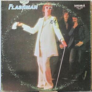 FLASHMAN-s-t-LP-1970s-U-K-Glam-Rock-Prog-on-Vanguard