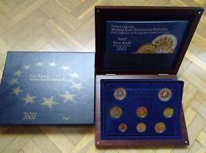 ESTUCHE-EUROS-PROOF-PORTUGAL-2002-EURO-CARTERA-CAJA-COFRE-PORTOGALLO