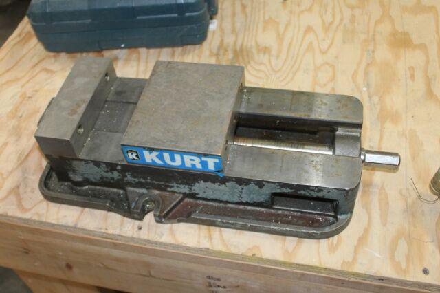 "NEW Machine Vise Handle 9//16/"" Hex Kurt Universal Bridgeport MSC Import 10/"" Long"