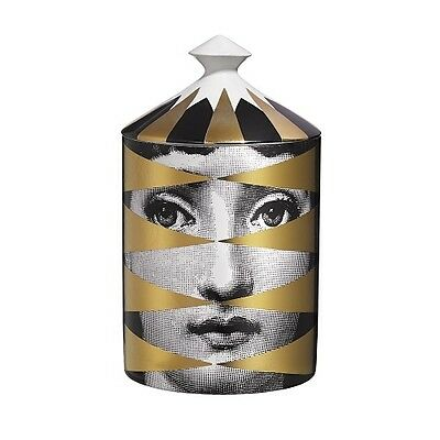 Fornasetti Losanghe Scented Candle 300g / 10.5oz New Sealed In Box