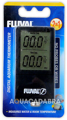 fluval 2 in 1 digital thermometer reviews