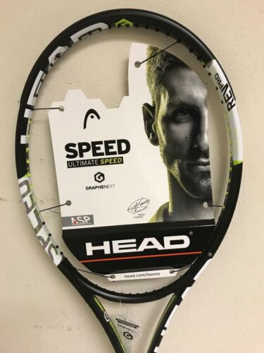 Head Graphene Speed Rev Pro Tennis Racquet Grip Size 4 1//8/""