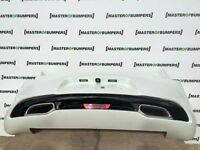 CITROEN DS5 2011-2014 REAR BUMPER FULLY COMPLETE IN WHITE [C22]