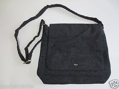 Umhängetasche PICARD PIC2 Schultertasche Shopper Handtasche Filz grau/W24