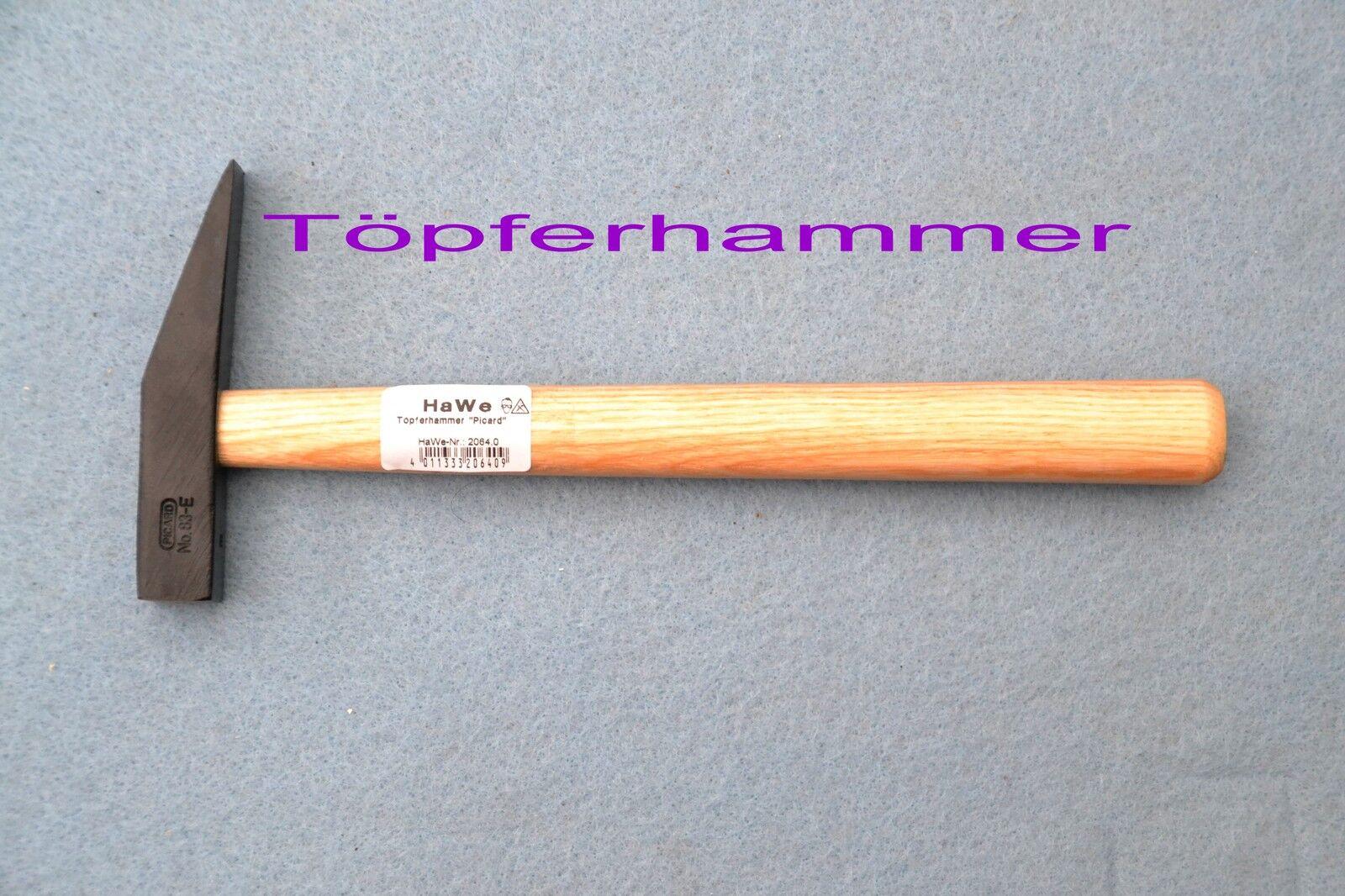 Hammer Töpferhammer Töpferhammer Töpferhammer handgeschmiedet Eschenstiel Spezialhammer | Neuartiges Design  | Ausgezeichnet (in) Qualität  | Verschiedene Stile und Stile  | Niedrige Kosten  57aea1