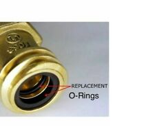 O Ring Set Male Coupler Propane Tank Forklift Buffer Rego 7141m Seal Gasket