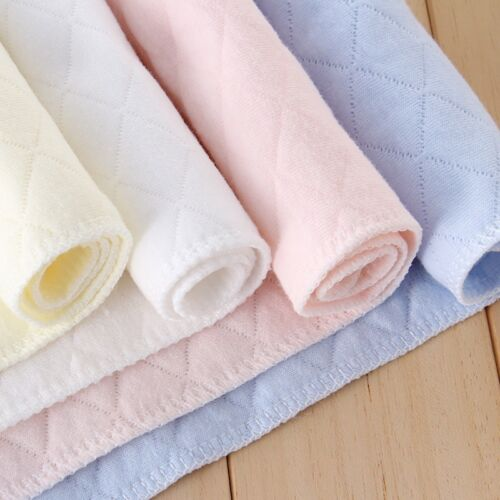1pc 3 Layers Ecological Cotton Soft and Breathable  Reusable Washable Diapers
