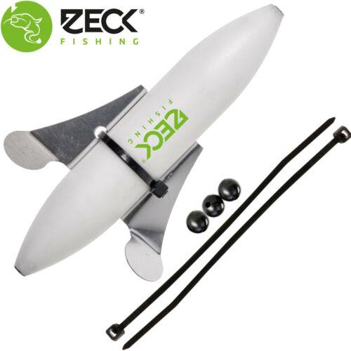 U-Pose für Wallermontage Unterwasserpose Zeck Propeller U-Float Solid White
