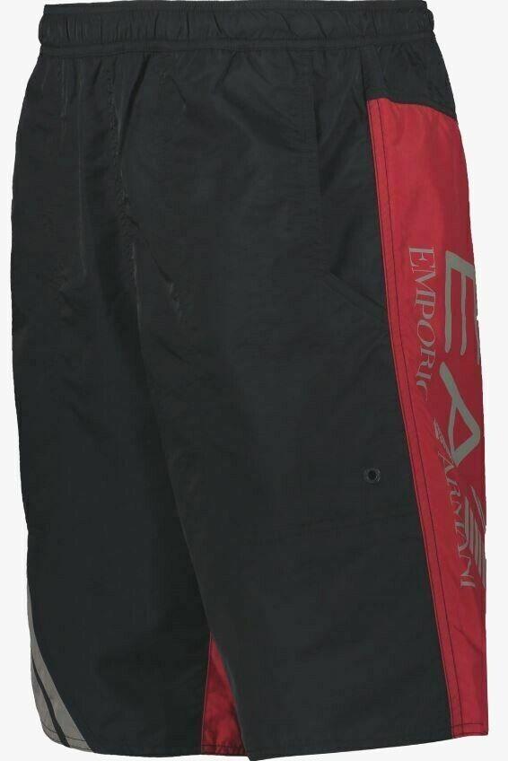 Emporio Armani Ea7 Men's Swim Long Boxer Shorts