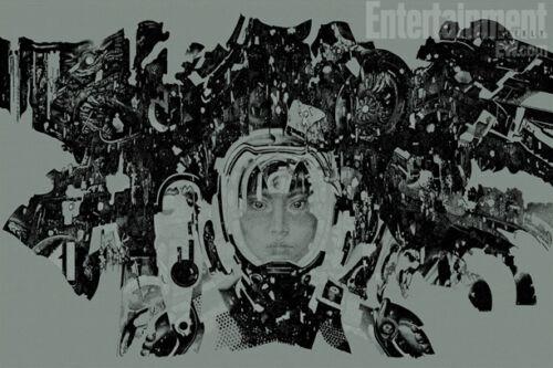 Pacific Rim Poster - Steel Blue - Mondo - Vania Zouravliov - Limited Edition