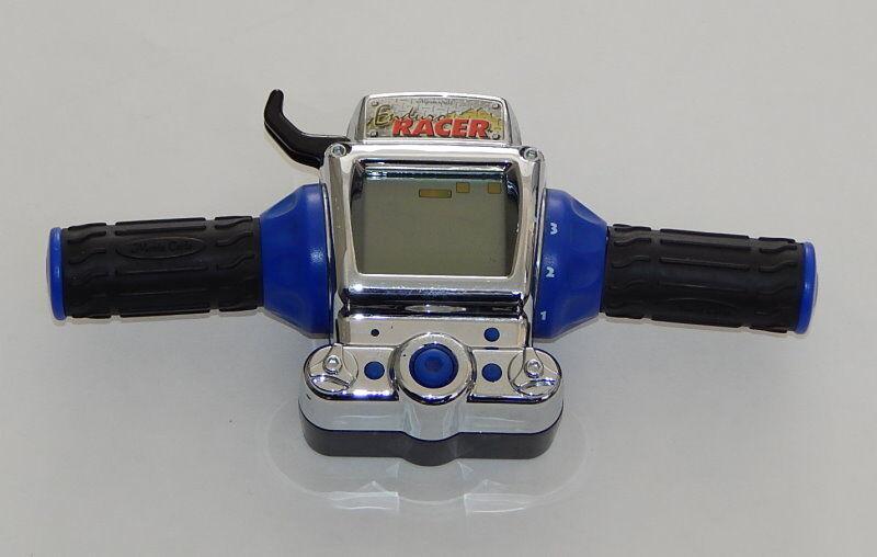 Radica Enduro Racer Handheld Video Game 1998