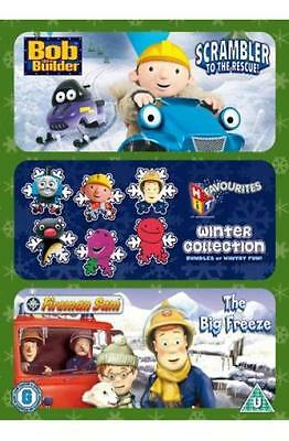 Bob THE Builder Puzzles Christmas Gift Set