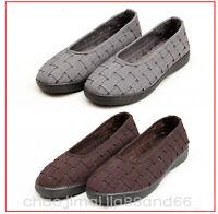 Chinese Shaolin Kung Fu Buddhist Monk Taoist Meditation Slippers Woven Shoes