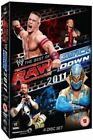 The Best Of Raw And Smackdown 2011 (DVD, 2013, 4-Disc Set)