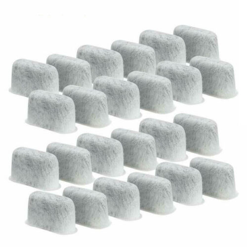 24 Pack Replacement Charcoal Water Filters for ALL Cuisinart Coffee Makers O3A4