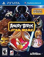 Angry Birds Star Wars (playstation Vita, 2013)