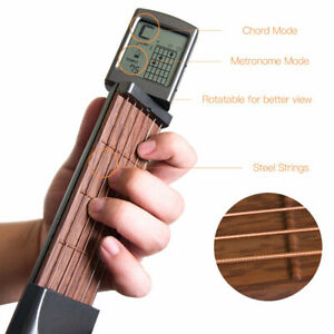 6Fret-6String-Portable-Pocket-Guitar-Practice-Tool-Guitar-Acoustic-Chord-Trainer